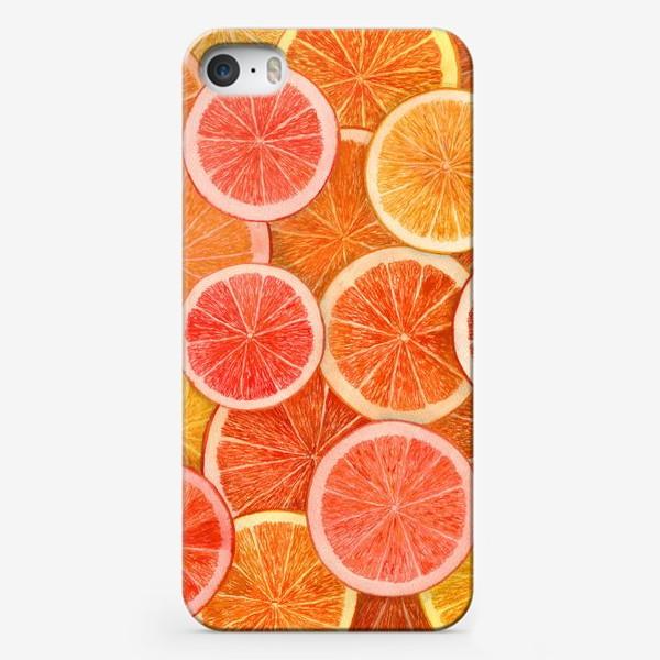 Чехол iPhone «Апельсины»