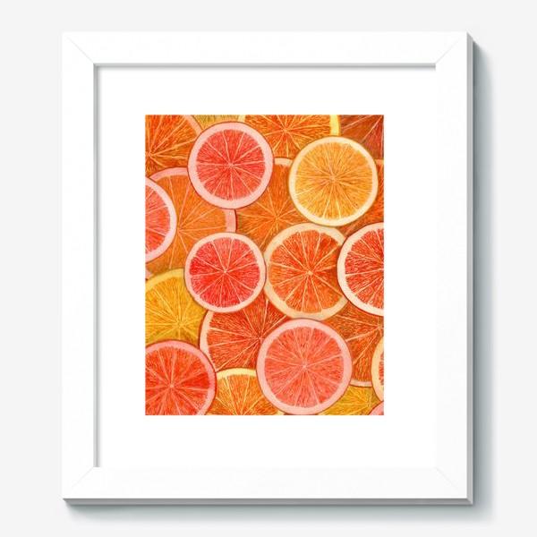 Картина «Апельсины»