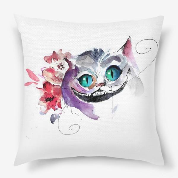 Подушка «Чеширский кот»
