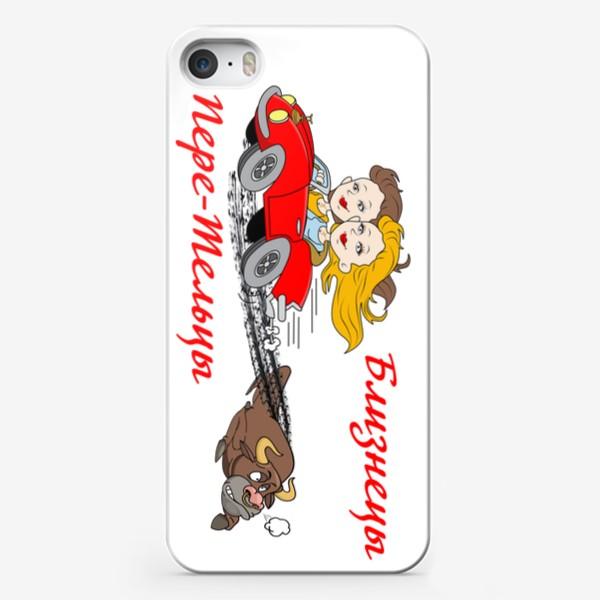 Чехол iPhone «Близнецы - ПереТельцы»