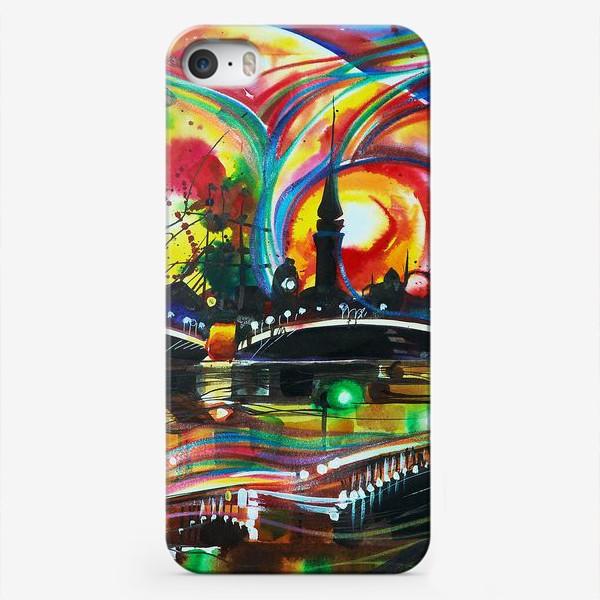 Чехол iPhone «Белые ночи»