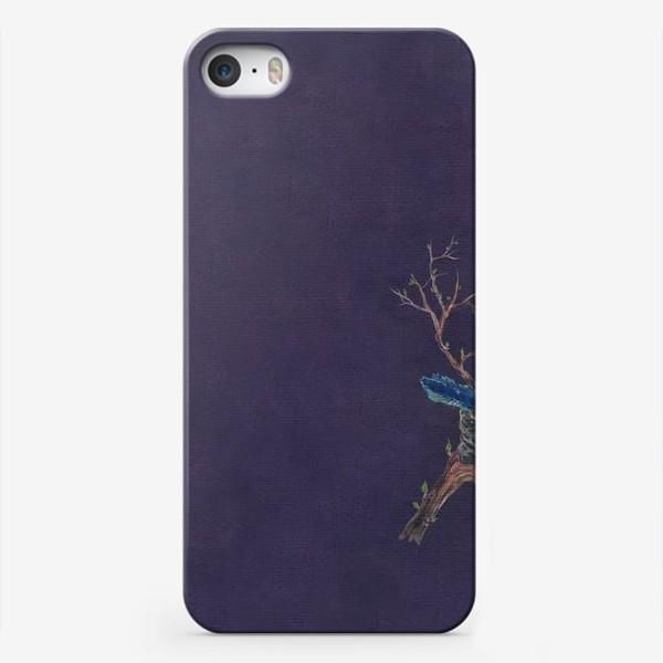 Чехол iPhone «крошка колибри »