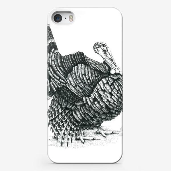 Чехол iPhone «Индюк»