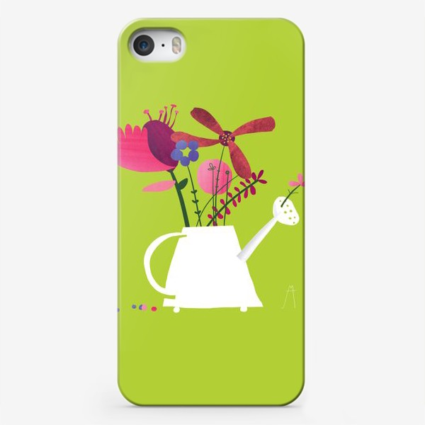 Чехол iPhone «цвет»