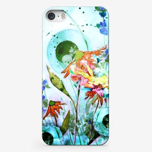 Чехол iPhone «Мятное утро»