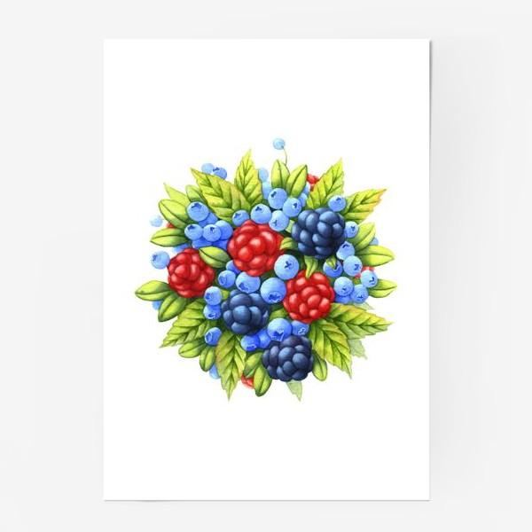 Постер «Ягоды»