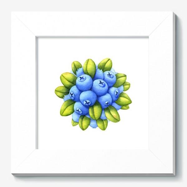 Картина «Голубика»