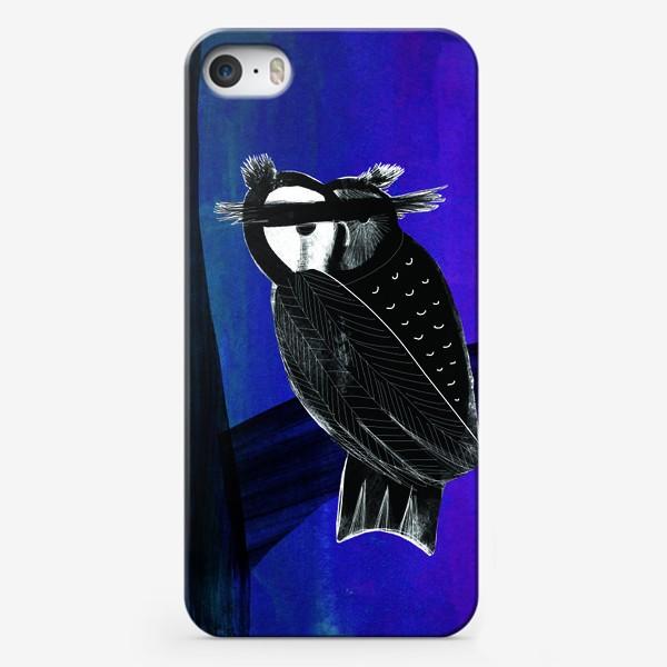 Чехол iPhone «сова»
