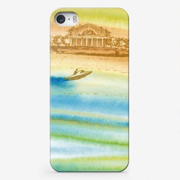 Чехол iPhone «Петербург блистающий»