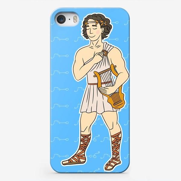 Чехол iPhone «Моему любимому МУЗУ! Подарок мужу, в благодарность за вдохновение!»