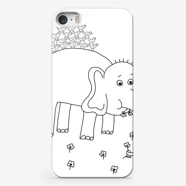 Чехол iPhone «Дружба »
