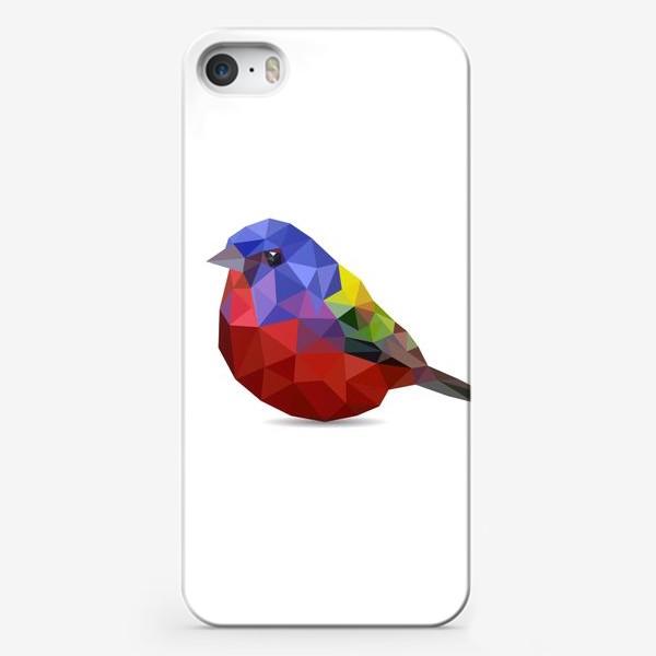 Чехол iPhone «Птица»