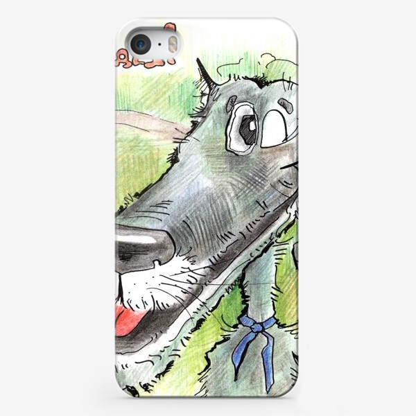 Чехол iPhone «Идея!»