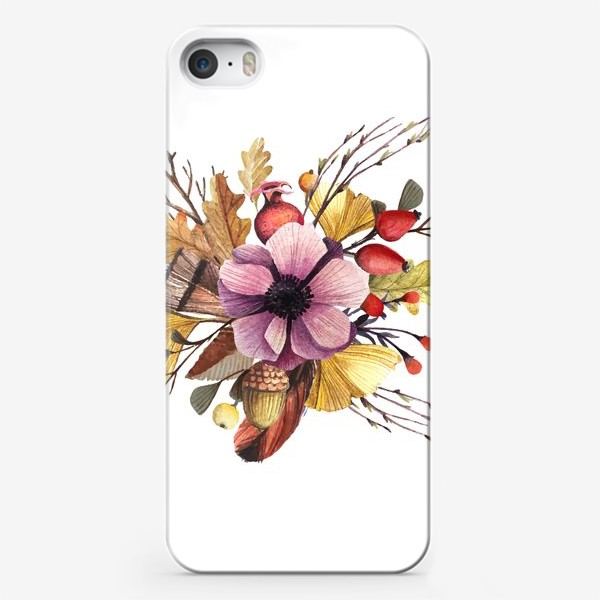Чехол iPhone «Осенний мотив»