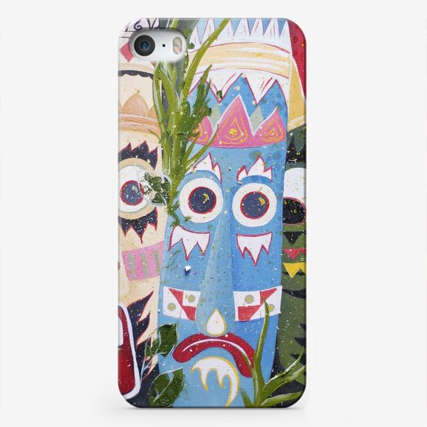 Чехол iPhone «Карнавал»