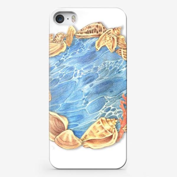 Чехол iPhone «Ожерелье из ракушек»