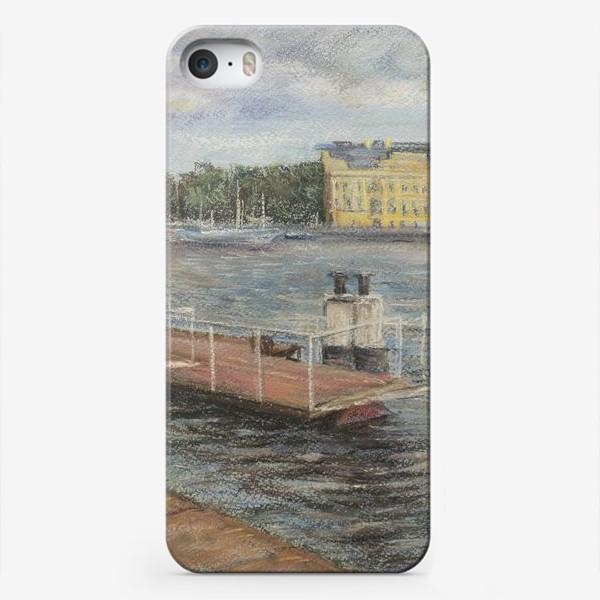Чехол iPhone «Санкт-Петербург»
