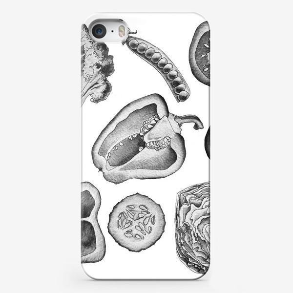 Чехол iPhone «Vegan»