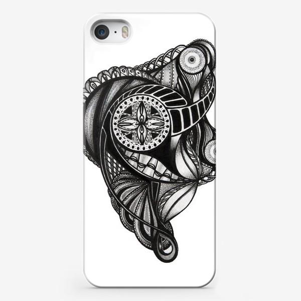 Чехол iPhone «Футуризм»