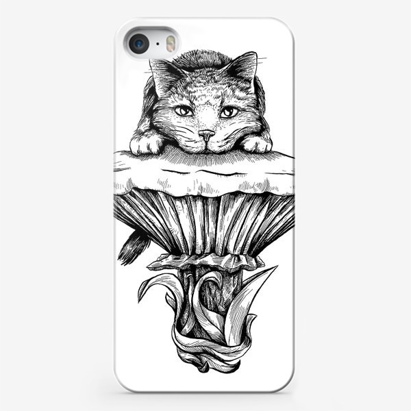 Чехол iPhone «The Cheshire»