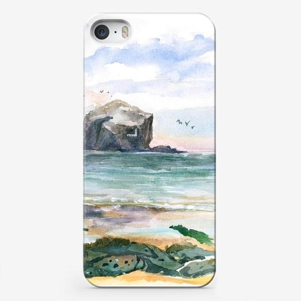 Чехол iPhone « Птичья Скала. Норд Бервик»