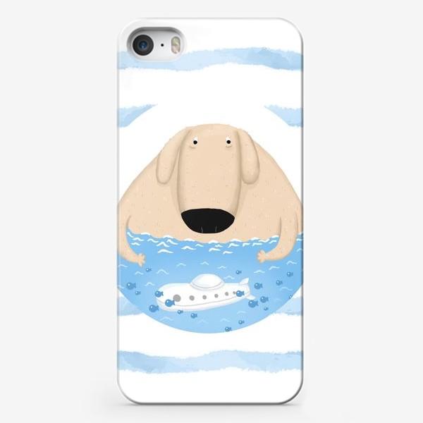 Чехол iPhone «субмарина»