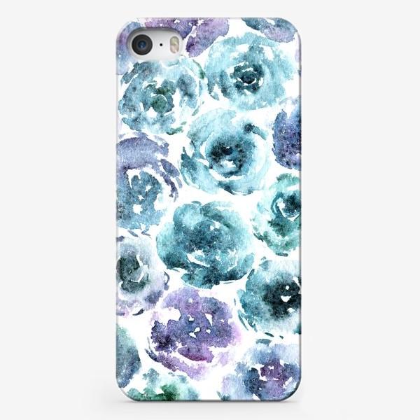 Чехол iPhone «Роза-винтаж»