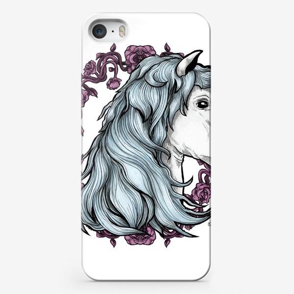 Чехол iPhone «The Horse»