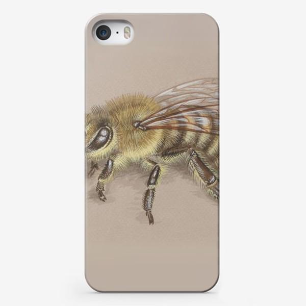 Чехол iPhone «Пчела»