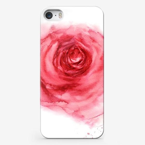 Чехол iPhone «Нежность и экспрессия»