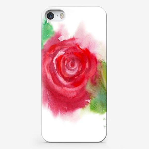 Чехол iPhone «Магия цветка»