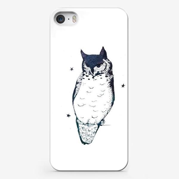 Чехол iPhone «Cова»