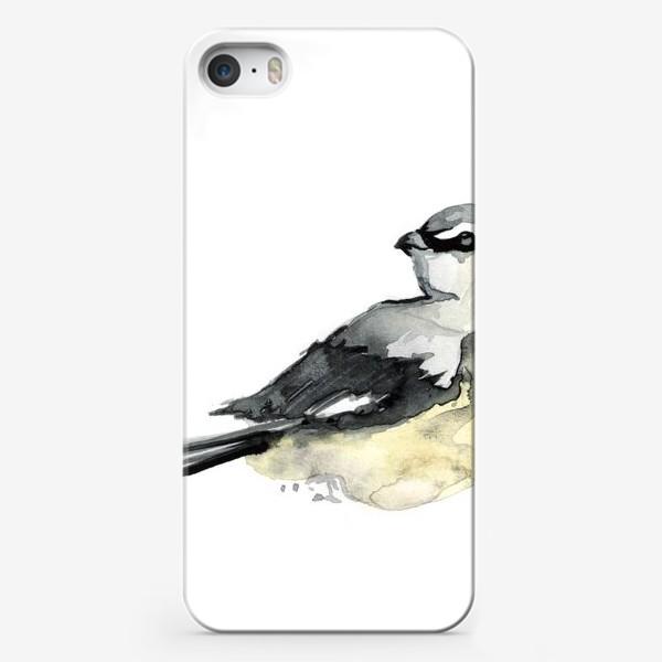 Чехол iPhone «bird»