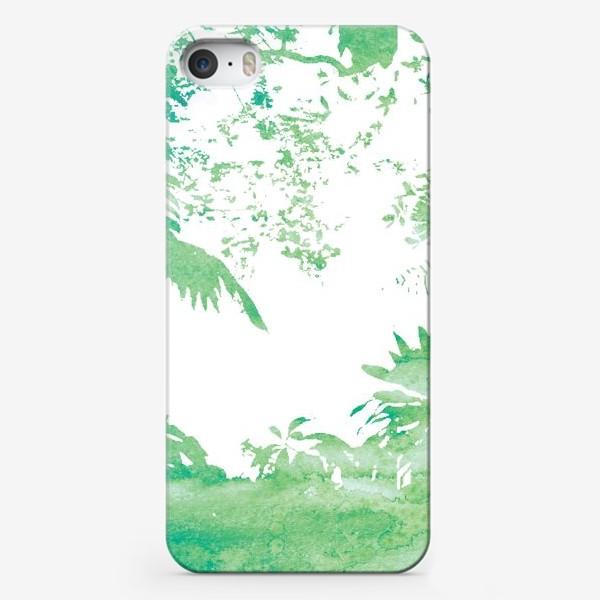 Чехол iPhone «Tropic»