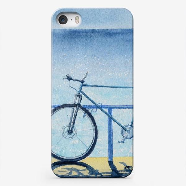 Чехол iPhone «велопрогулка»