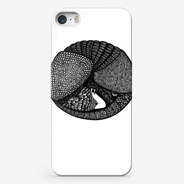 Чехол iPhone «Броненосец»