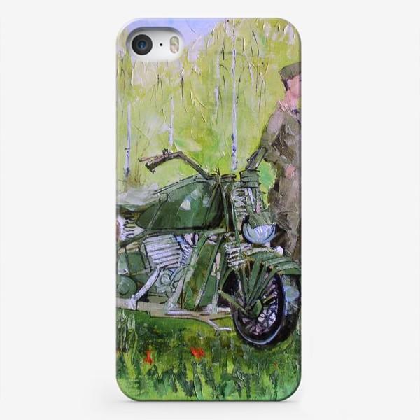 Чехол iPhone «Апрель»