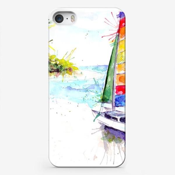Чехол iPhone «Парус»