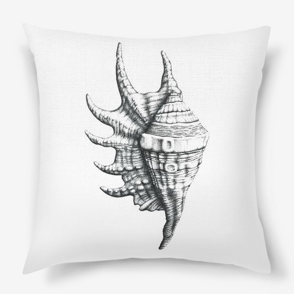 Подушка «Ракушка»