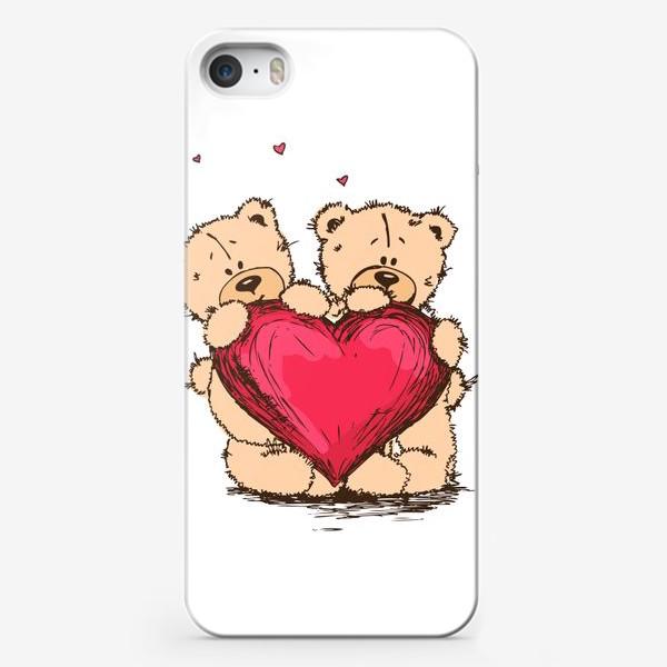 Чехол iPhone «Мишкина Любовь»