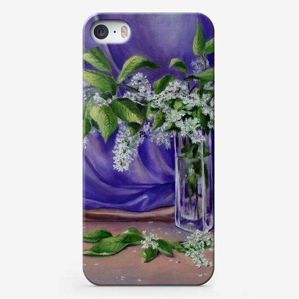 Чехол iPhone «Цветет черемуха»