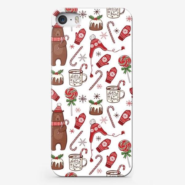 Чехол iPhone «Warm winter»
