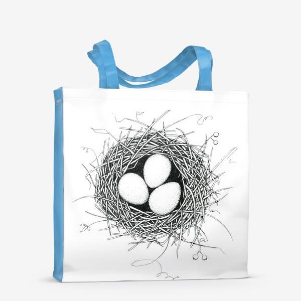 Сумка-шоппер «Гнездо»