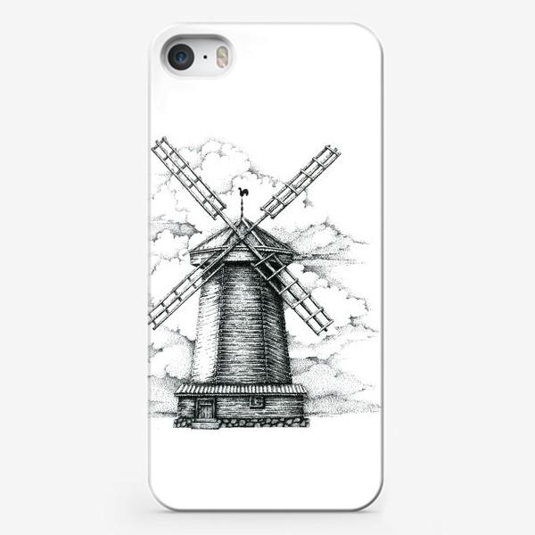 Чехол iPhone «Мельница»