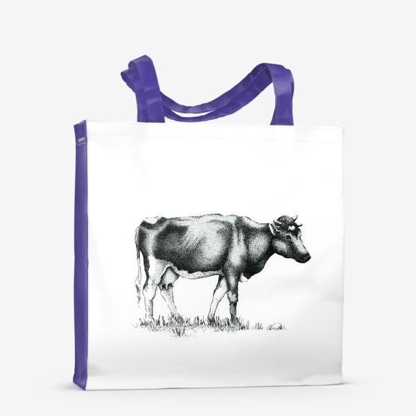 Сумка-шоппер «Корова»