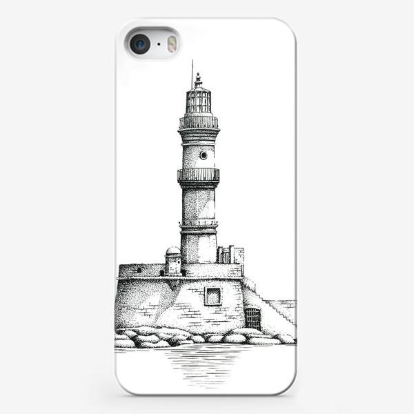 Чехол iPhone «Маяк»