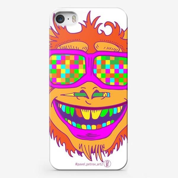 Чехол iPhone «Обезьяна»