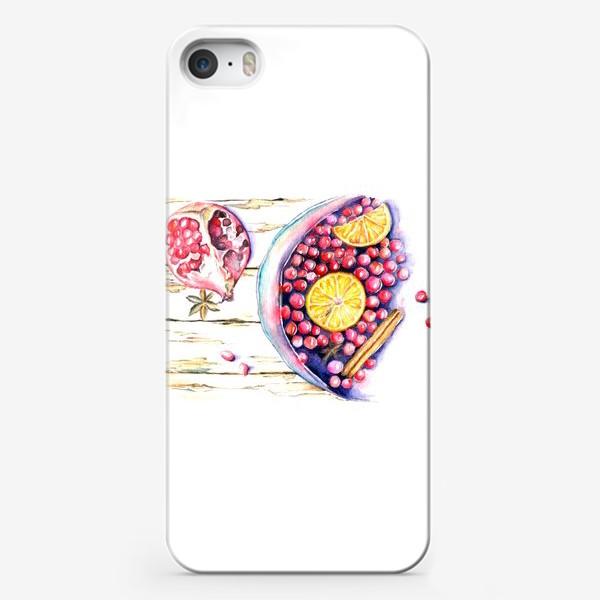 Чехол iPhone «Глинтвейн»