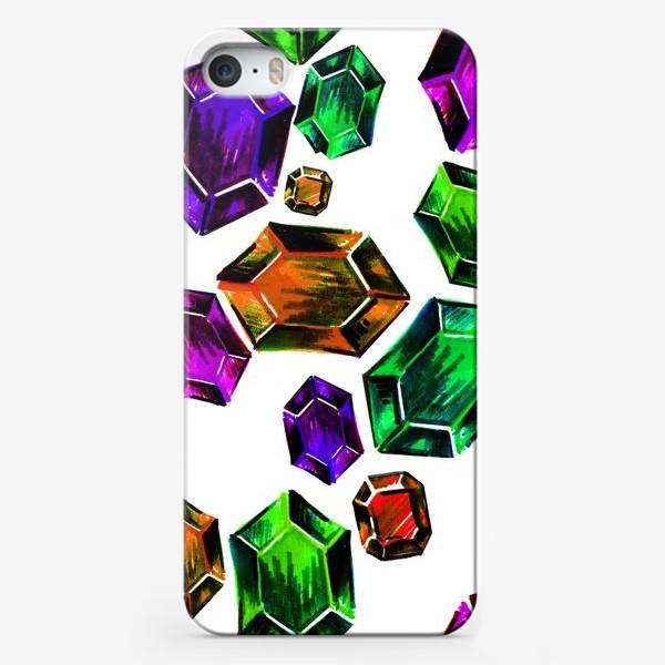 Чехол iPhone «камни 1»