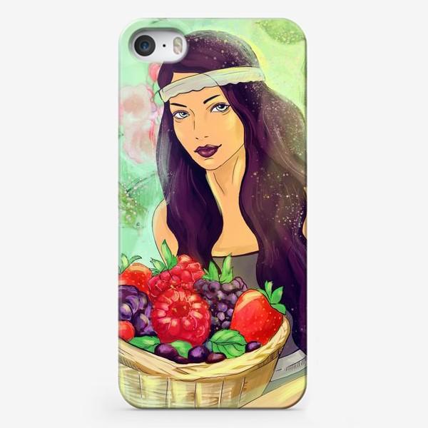 Чехол iPhone «imagination»